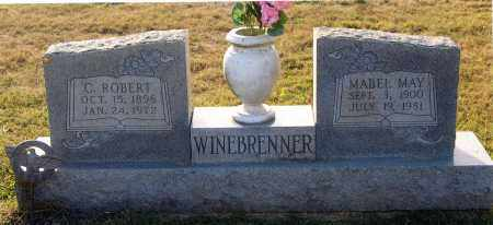 WINEBRENNER, MABEL MAY - Gallia County, Ohio | MABEL MAY WINEBRENNER - Ohio Gravestone Photos