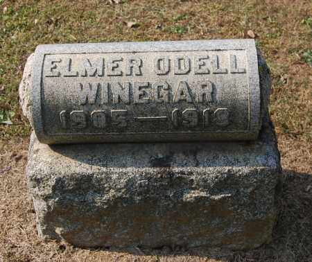 WINEGAR, ELMER ODELL - Gallia County, Ohio | ELMER ODELL WINEGAR - Ohio Gravestone Photos