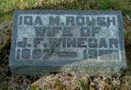 WINEGAR, IDA M - Gallia County, Ohio | IDA M WINEGAR - Ohio Gravestone Photos