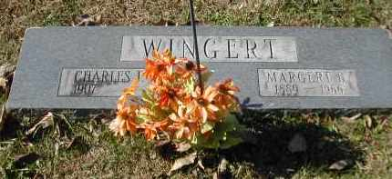 WINGERT, MARGARET - Gallia County, Ohio | MARGARET WINGERT - Ohio Gravestone Photos