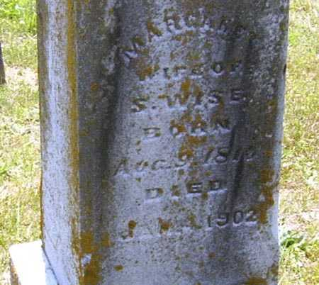 HINKELE WISE, MARGARET - Gallia County, Ohio | MARGARET HINKELE WISE - Ohio Gravestone Photos