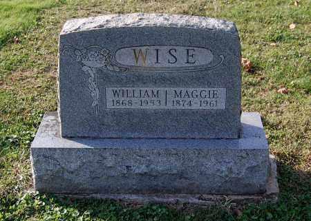 WISE, MAGGIE - Gallia County, Ohio | MAGGIE WISE - Ohio Gravestone Photos