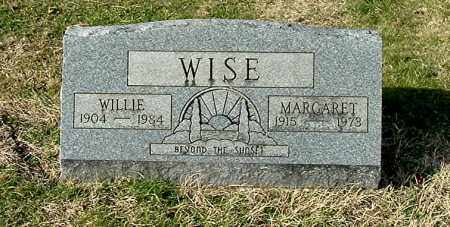 WISE, MARGARET - Gallia County, Ohio | MARGARET WISE - Ohio Gravestone Photos