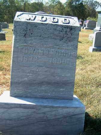 WOOD, EDWARD E - Gallia County, Ohio   EDWARD E WOOD - Ohio Gravestone Photos
