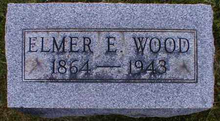 WOOD, ELMER - Gallia County, Ohio | ELMER WOOD - Ohio Gravestone Photos