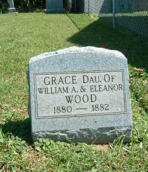 WOOD, GRACE - Gallia County, Ohio | GRACE WOOD - Ohio Gravestone Photos