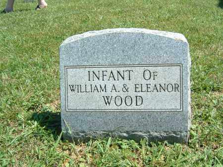 WOOD, INFANT - Gallia County, Ohio | INFANT WOOD - Ohio Gravestone Photos