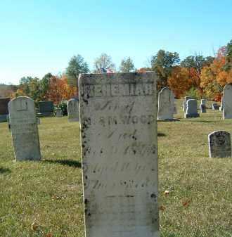 WOOD, NEHMIAH - Gallia County, Ohio   NEHMIAH WOOD - Ohio Gravestone Photos