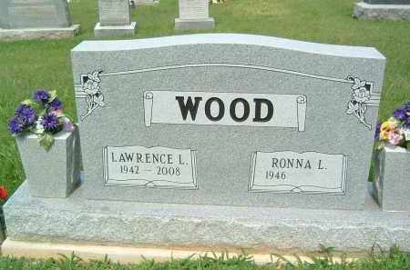 WOOD, RONNA L. - Gallia County, Ohio | RONNA L. WOOD - Ohio Gravestone Photos