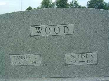 WOOD, PAULINE Y. - Gallia County, Ohio | PAULINE Y. WOOD - Ohio Gravestone Photos