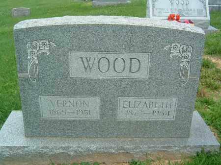 WOOD, VERNON - Gallia County, Ohio | VERNON WOOD - Ohio Gravestone Photos