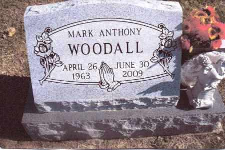 WOODALL, MARK ANTHONY - Gallia County, Ohio | MARK ANTHONY WOODALL - Ohio Gravestone Photos