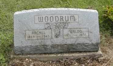 WOODRUM, WALDO - Gallia County, Ohio | WALDO WOODRUM - Ohio Gravestone Photos