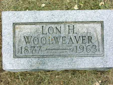 WOOLWEAVER, ALONZO HENRY - Gallia County, Ohio | ALONZO HENRY WOOLWEAVER - Ohio Gravestone Photos