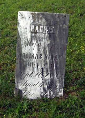 NEAL WRAY, RACHEL - Gallia County, Ohio | RACHEL NEAL WRAY - Ohio Gravestone Photos