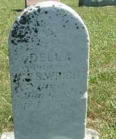 WRIGHT, DELLA - Gallia County, Ohio | DELLA WRIGHT - Ohio Gravestone Photos