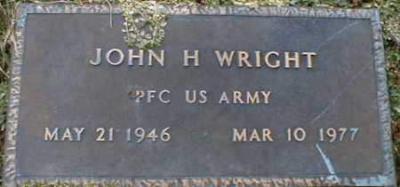 WRIGHT, JOHN - Gallia County, Ohio | JOHN WRIGHT - Ohio Gravestone Photos