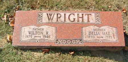 WRIGHT, WILTON R - Gallia County, Ohio | WILTON R WRIGHT - Ohio Gravestone Photos