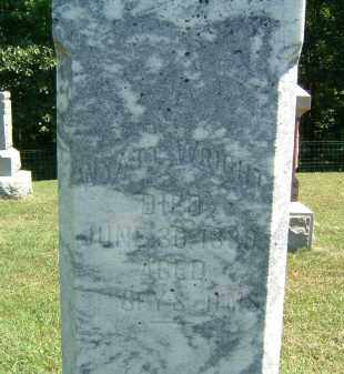 WRIGHT, WYATT - Gallia County, Ohio | WYATT WRIGHT - Ohio Gravestone Photos