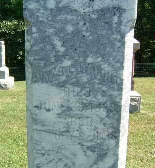 WRIGHT, WYATT - Gallia County, Ohio   WYATT WRIGHT - Ohio Gravestone Photos