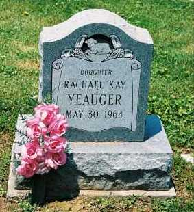 YEAUGER, RACHAEL KAY - Gallia County, Ohio | RACHAEL KAY YEAUGER - Ohio Gravestone Photos