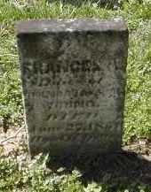 YOUNG, FRANCES - Gallia County, Ohio | FRANCES YOUNG - Ohio Gravestone Photos