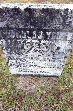 YOUNG, NICHOLAS - Gallia County, Ohio | NICHOLAS YOUNG - Ohio Gravestone Photos