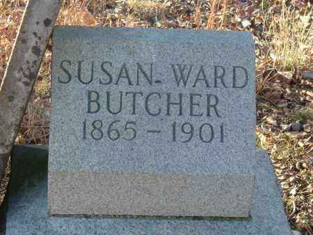 BUTCHER, SUSAN - Gallia County, Ohio | SUSAN BUTCHER - Ohio Gravestone Photos