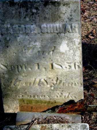 SHULAR, EARDER - Gallia County, Ohio | EARDER SHULAR - Ohio Gravestone Photos