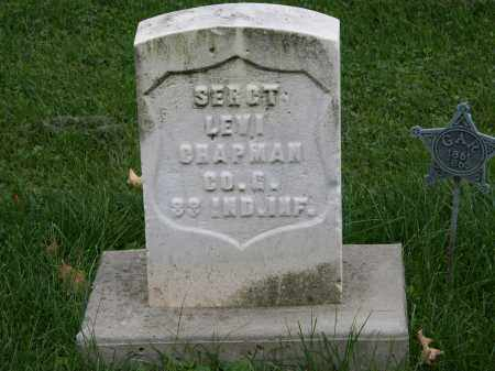 CHAPMAN, LEVI - Geauga County, Ohio | LEVI CHAPMAN - Ohio Gravestone Photos