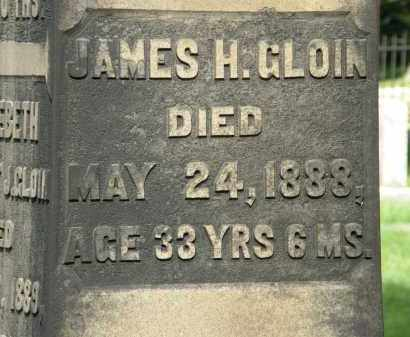 CLOIN, JAMES H. - Geauga County, Ohio | JAMES H. CLOIN - Ohio Gravestone Photos