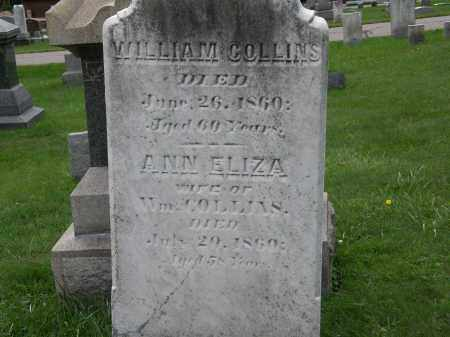 COLLINS, WILLIAM - Geauga County, Ohio | WILLIAM COLLINS - Ohio Gravestone Photos