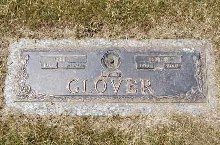 GLOVER, LYLE - Geauga County, Ohio | LYLE GLOVER - Ohio Gravestone Photos