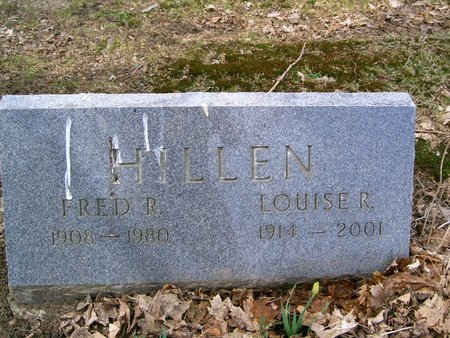 HILLEN, LOUISE R - Geauga County, Ohio | LOUISE R HILLEN - Ohio Gravestone Photos