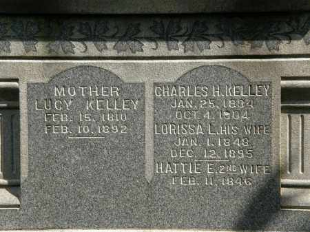 KELLY, LUCY - Geauga County, Ohio | LUCY KELLY - Ohio Gravestone Photos
