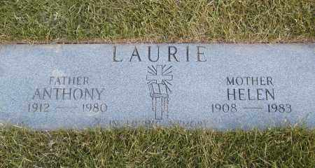 LAURIE, ANTHONY M. - Geauga County, Ohio | ANTHONY M. LAURIE - Ohio Gravestone Photos
