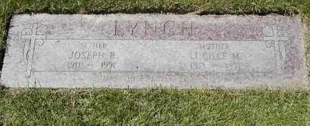 LYNCH, LUCILLE M. - Geauga County, Ohio | LUCILLE M. LYNCH - Ohio Gravestone Photos