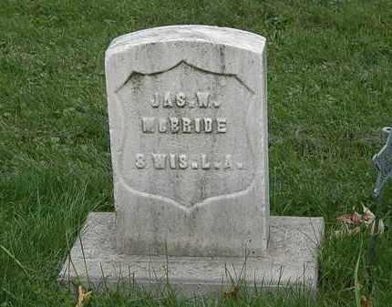 MCBRIDE, JAS. W - Geauga County, Ohio | JAS. W MCBRIDE - Ohio Gravestone Photos