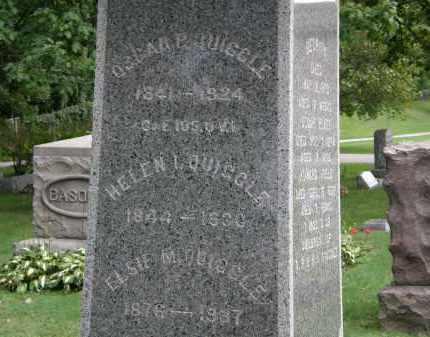 QUIGGLE, HELEN I. - Geauga County, Ohio | HELEN I. QUIGGLE - Ohio Gravestone Photos