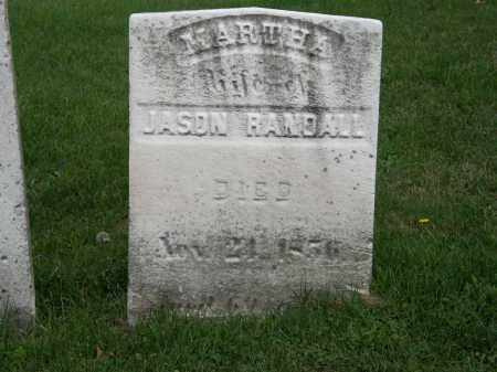 RANDALL, JASON - Geauga County, Ohio | JASON RANDALL - Ohio Gravestone Photos