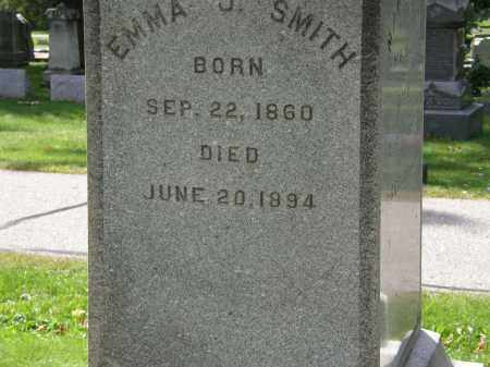SMITH, EMMA J. - Geauga County, Ohio | EMMA J. SMITH - Ohio Gravestone Photos