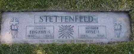 STETTENFELD, ROSE I. - Geauga County, Ohio | ROSE I. STETTENFELD - Ohio Gravestone Photos