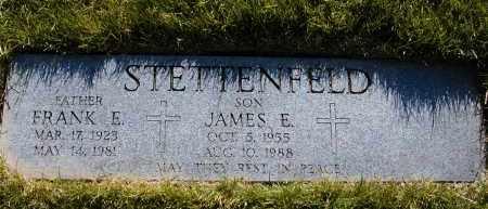 STETTENFELD, JAMES E. - Geauga County, Ohio | JAMES E. STETTENFELD - Ohio Gravestone Photos