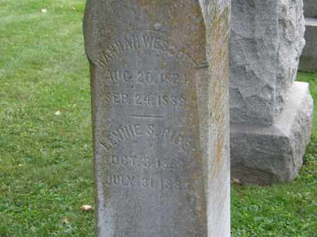 RIDER, LENNIE S. - Geauga County, Ohio | LENNIE S. RIDER - Ohio Gravestone Photos