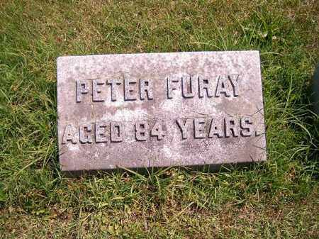 FURAY, PETER - Greene County, Ohio | PETER FURAY - Ohio Gravestone Photos
