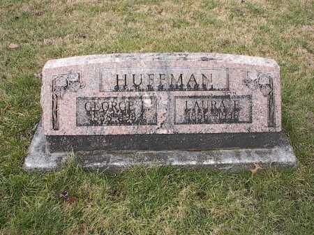 HUFFMAN, GEORGE LEWIS - Greene County, Ohio | GEORGE LEWIS HUFFMAN - Ohio Gravestone Photos