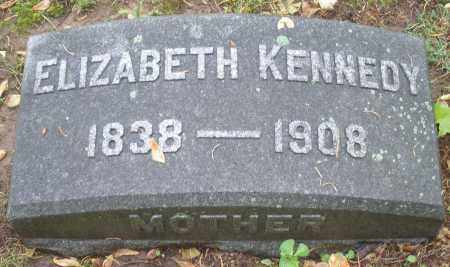 KENNEDY, ELIZABETH - Greene County, Ohio | ELIZABETH KENNEDY - Ohio Gravestone Photos