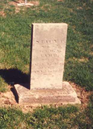 LAMB, STACY C. - Greene County, Ohio   STACY C. LAMB - Ohio Gravestone Photos