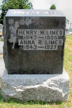 LIMES, ANNA R. - Greene County, Ohio | ANNA R. LIMES - Ohio Gravestone Photos