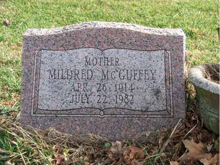 MCGUFFEY, MILDRED - Greene County, Ohio | MILDRED MCGUFFEY - Ohio Gravestone Photos